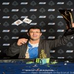 Czech Republic's Leon Tsoukernik wins EPT13 Prague Super High Roller