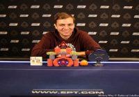 Germany's Stefan Schillabel wins €10,000 NL Single Re-Entry of EPT13 Prague
