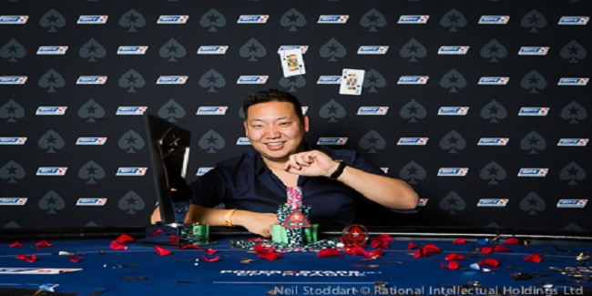 Jasper Meijer van Putten of Netherlands wins EPT13 Prague Main Event