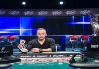 Portland's James Romero wins WPT Five Diamond Poker Classic for $1.938 Million