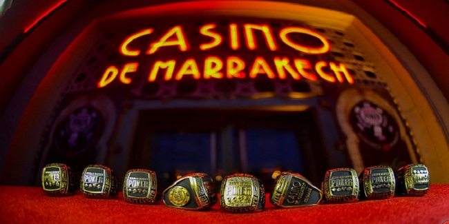 WSOP Marrakech, Morocco will kick off from January 14, 2017