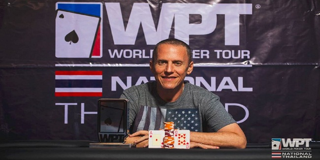 Andres Korn takes down WPT national Thailand for $17,500