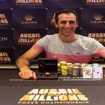 Australia's Robert Raymond wins event#1 of Aussie Million for $320,830