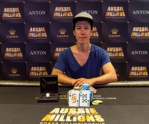Australia's Thomas Muhlocker Wins Event #3 of Aussie Million for AUD$40,125