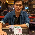 James Chen wins Event#2 of Aussie Million 2017