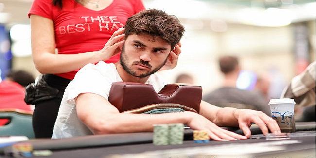 Online Poker Ranking: Fabrizio 'SixthSenSe19' Gonzalez #1 and C Darwin2#2