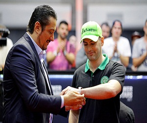 "TCOOP 17: Brazil's Rodrigo ""caprioli"" Caprioli wins Event#11"