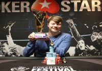 UK's Joe Johnson wins PokerStars High Roller London for £59,912