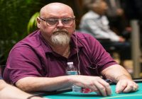 Charles Coates leading final 34 at WPT Borgata Winter Poker Open