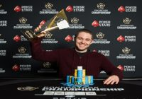 "Ben ""Ben86"" Tollerene wins $50K Super High Roller for $538K"