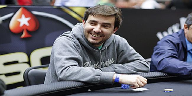 """Brazil's Renato """"bauruzito"""" Valentim wins PokerStars Super Tuesday"""