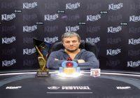 Russian Vladimir Troyanovskiy wins PokerStars Festival Rozvadov King's High Roller