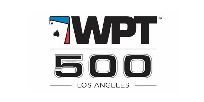 WPT500 Coming to California for the first time