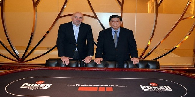 APT Poker Room Manila launched at the Winford Hotel and Casino