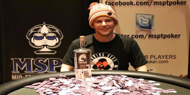 Ari Engel wins MSPT Potawatomi for $114,876