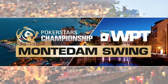 World Poker Tour and PokerStars joined hands for MonteDam Swing