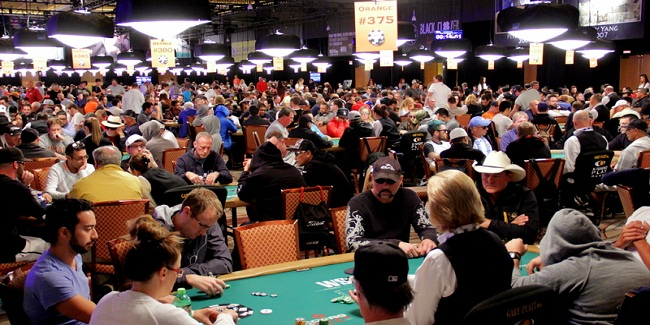 48th World Series of poker kicked off in Las Vegas