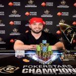 Bryn Kenney wins PokerStars Championship Super High Roller at Monte-Carlo Casino