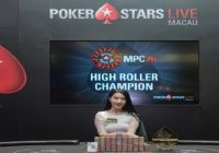 China's Sixiao Li wins MPC26 High Roller for HK$2,436,000