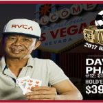 David Pham wins third career Bracelet at WSOP 2017 for $391,960