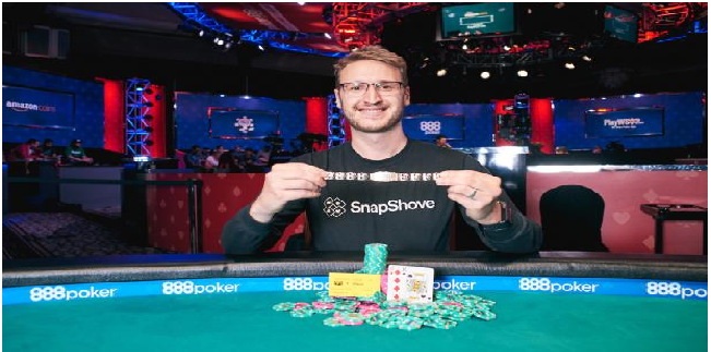 Max Silver wins Event#53, $3,000 NL Hold'em 6 handed