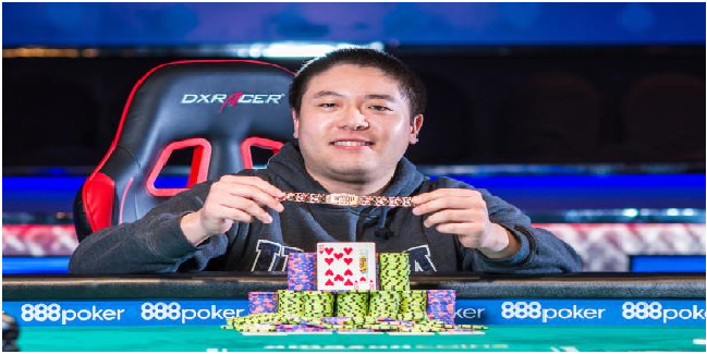 Nevada's Brian Yoon wins Event#47 of 2017 WSOP for nearly $1 Million