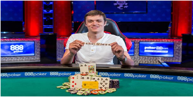Artur Rudziankov wins Event#58,$1,500 NL Hold'em for $395,918
