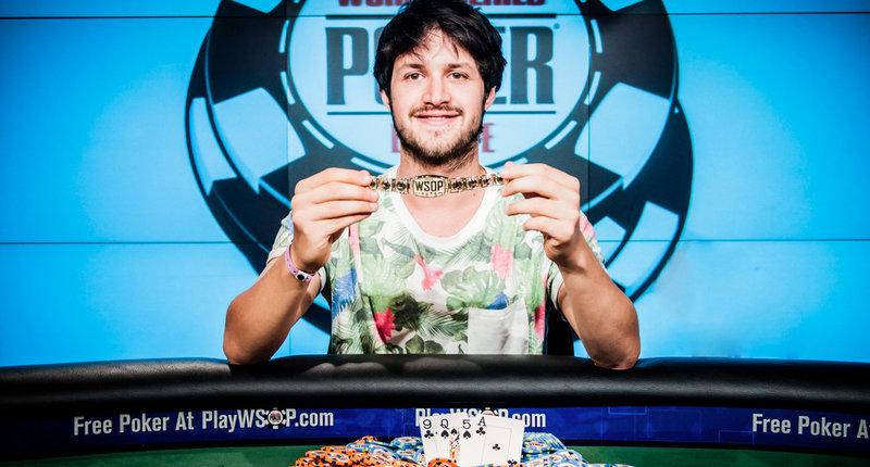 Alex Komaromi of Uruguay wins €2,200 Mixed Event at WSOP Europe