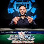 Pavlos Xanthopoulos Of Greece Wins Event#6