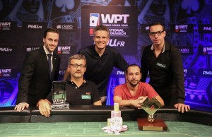 Rey wins WPT National Marrakech and $102,714