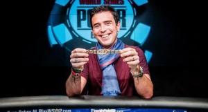 Richard Gryko Wins 2015 WSOP Europe €3,250