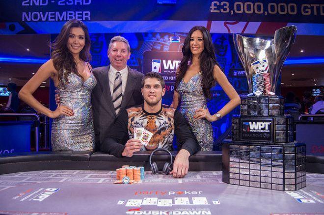 WPT UK Poker Festival for 2015 would kick started at Dusk Till Dawn