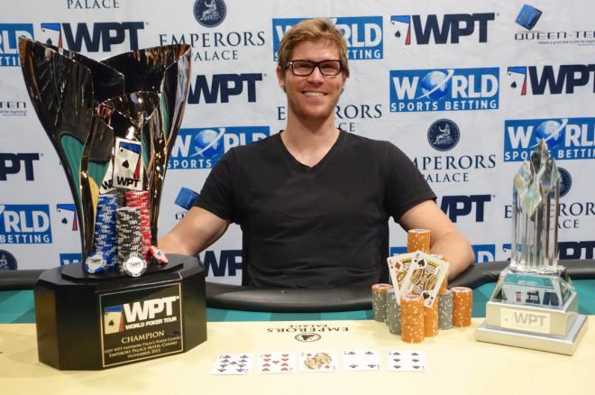 Ben Cade Wins the WPT Emperors Classic for Season XIV