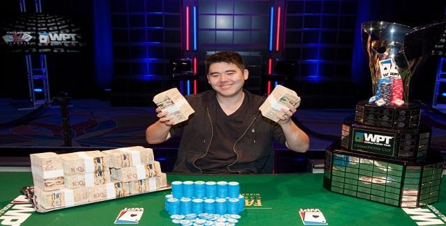 David Ormsby wins $383,407 at WPT fallsview