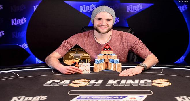 Pius Heinz wins Eureka Poker tour €5,300 Super High Roller.