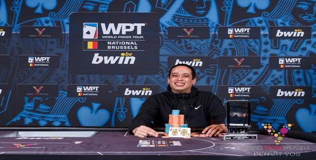 Sebastien Ta wins WPT national Brussels for €100,000