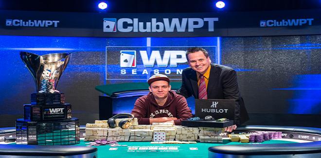 Stefan Schillhabel Wins WPT Bay 101 for $1.3 Million
