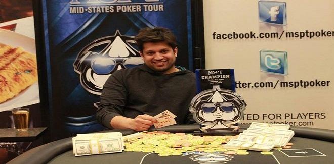 Luke Arora wins MSPT