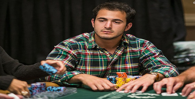 Brian Altman took home $132,979 being topper at Casino de Montreal
