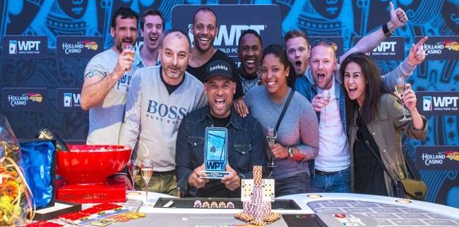 Robert Soogea Wins High Roller at WPT Amsterdam