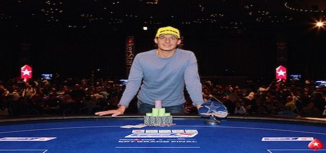 Stephane Dossetto wins France Poker Series