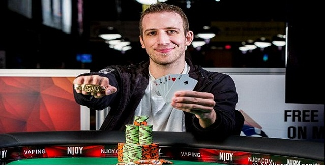 UK's Benny Glaser wins $1,500 buy in Omaha at WSOP