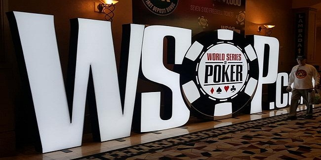 47th Annual WSOP at a Glance by Records and attendance