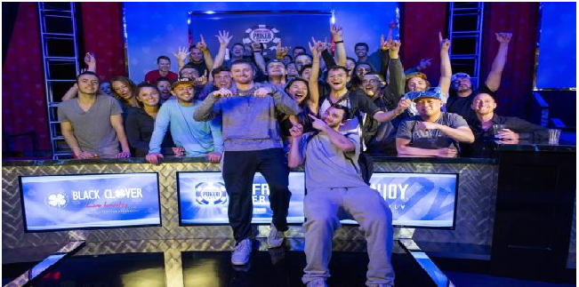 David Peters wins event#56 of WSOP 2016 for $412,557