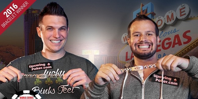 Doug Polk and Ryan Fee wins $1,000 buy in Tag Team No Limit Hold'm of Event#61
