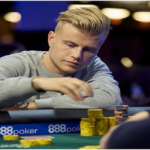 Jens Kyllonen from Finland wins $25K buy in PLO High Roller