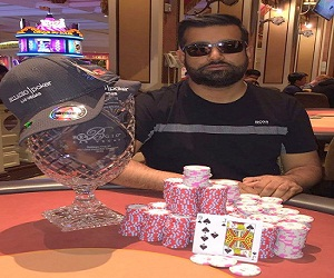 Kuljinder Sidhu wins Bellagio Cup of Poker for £457,430