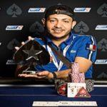 French Mohamed Samri wins Estrellas Poker Tour Barcelona for €353,220