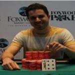 Julian Sacks Wins the Main event of WSOP circuit at Foxwood Casino