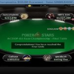 MITS 304 from Cyprus takes down $1,050 Razz Championship of WCOOP 2016